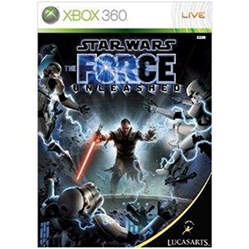 Xbox Unleashed 2 Force (Star Wars: The Force Unleashed 2 - Collector's Edition)