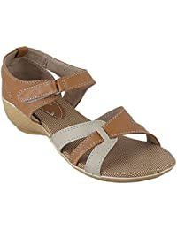 Style Buy Style Synthetic Casual And Party Wear Wedge Sandal For Women,s Girls_SBS8153_2017P