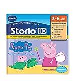 VTech 273405 - Jeu HD Storio - Peppa Pig