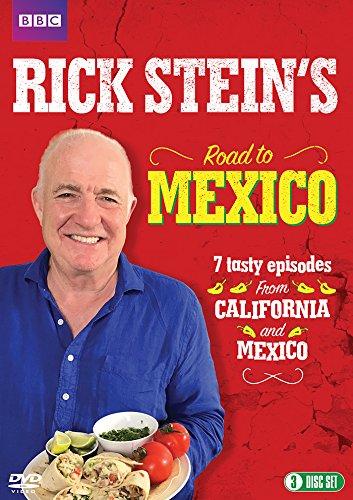 Rick Stein's Road to Mexico (BBC) 3-disc set [DVD]