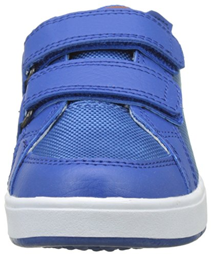 Kickers Jungen Greav Flach Blau (Marineblau)
