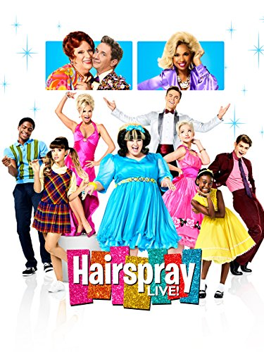 Hairspray Live! Cover