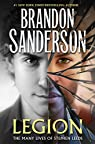 Legion : The many lives of Stephen Leeds par Sanderson