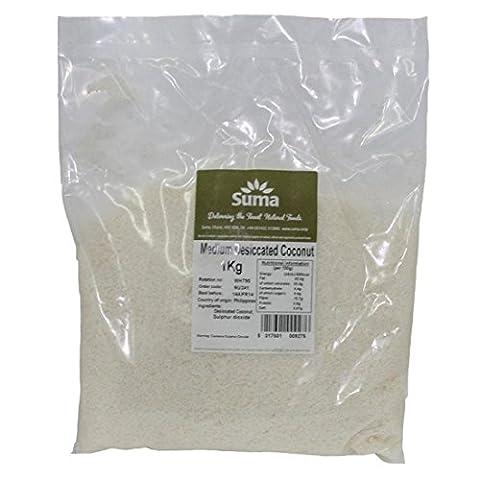 Suma Bagged Down   Coconut - Desiccated , Medium   1KG