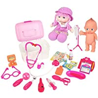 Arzt Spielzeug Medizin-Schrank-Sets für Kinder Kinder Doktor Kit/ Rollenspiel?J preisvergleich bei kleinkindspielzeugpreise.eu