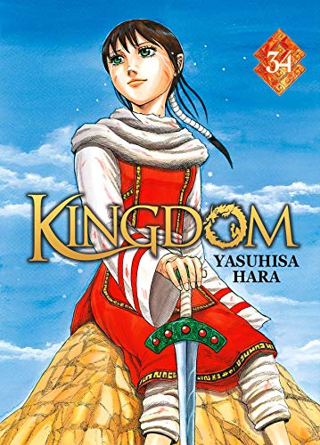 Kingdom Edition simple Tome 34