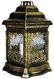 WoMa Kreativ Kerze Grablichter Grabschmuck Grablampe Grablaterne Grablicht Grableuchte Memory 26 cm 207-AN-G