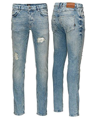 Solid Jeans Denim