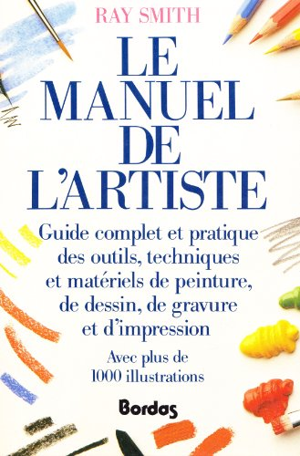 Le manuel de l'artiste par Ray Campbell Smith