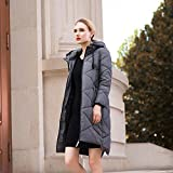 TT&FUSHI Ms. Herbst und Winter dickere Baumwollkleidung , gray , 7xl