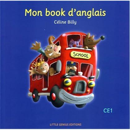 Mon book d'anglais - CE1