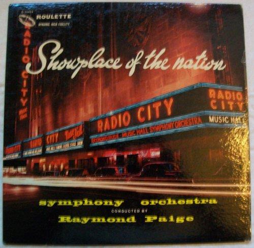 Showplace Of The Nation, Radio City Music Hall: Symphony Orchestra Of Raymond Paige