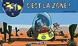 Z51, Tome 1 : C'est la zone !