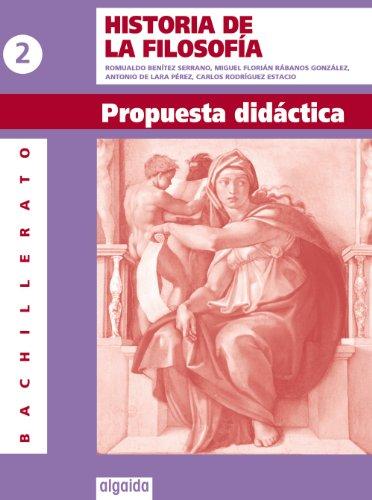 Historia de la Filosofía 2. Propuesta didáctica