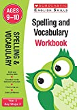 Spelling and Vocabulary Workbook (Year 5) (Scholastic English Skills)