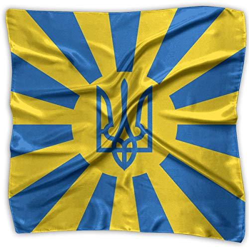 Ukrainian Square Handkerchiefs Scarf Shawl Bandanas Headscarf Neckerchief Tie Hair Scarf