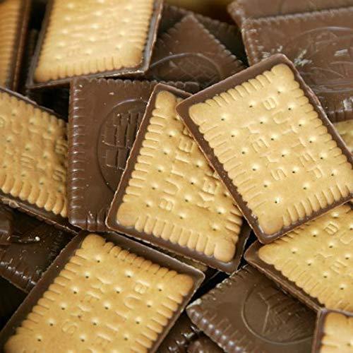 Leibniz Choco Vollmilch Kekse - 1500g - Bruchware - Sonderposten