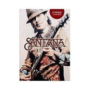 Santana - Live In Tokyo The Budokan DVD