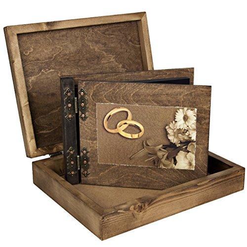 aldecor-album-per-foto-con-50-pagine-e-contenitore-di-legno-motivo-nozze