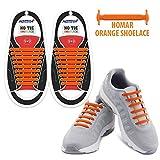 Homar sin corbata Cordones de zapatos para niños y adultos Impermeables cordones de zapatos ...