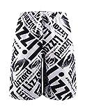 MissFox Imprimé Shorts de Bain pour Hommes Doux Plage Boardshorts