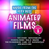 Music from the Very Best Animated Films, Volume 1