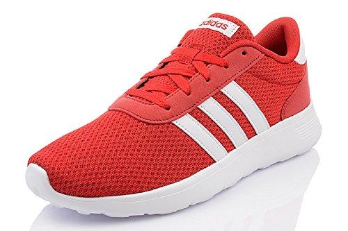 adidas Herren Lite Racer Fitnessschuhe, Rot Ftwbla/Escarl 000, 44 EU