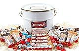 Kinder Hamper Bucket of Chocolate - 20 Piece Kinder Gift...