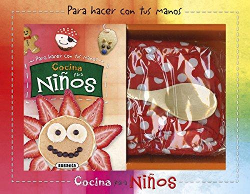 Cocina para niños (Para hacer con tus manos) por Susaeta Ediciones S A
