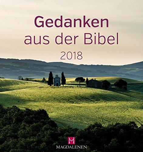 Gedanken aus der Bibel 2018