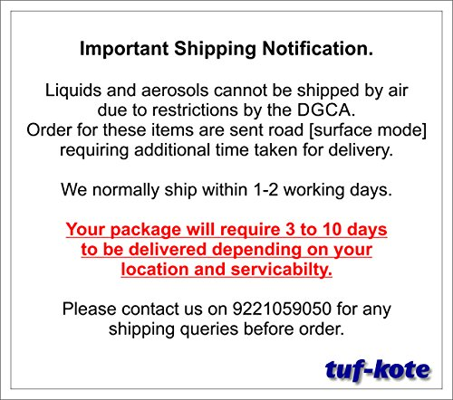 Tufkote 6191 - Rustoff Multi-Function Spray, Rust Loosener & Lubricant - 550ml