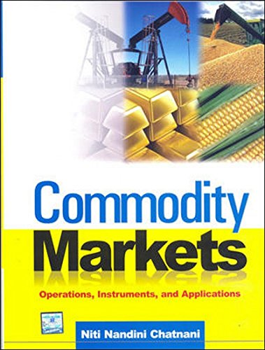 Commodity Markets