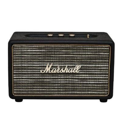 marshall-acton-bt-bluetooth-altoparlante-nero