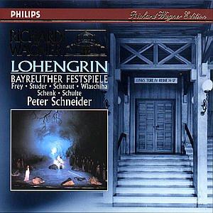 Wagner-Lohengrin-Ch.&Or.Fest.Bayreuth-Frey-Studer-Schneider-