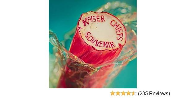 Kaiser Chiefs Souvenir The Singles 2004 2012
