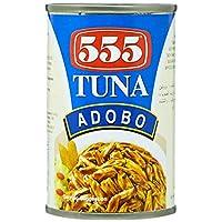 555 Tuna Adobo - 155 gm