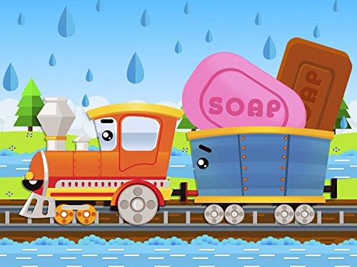 Kids Fun - Adventures with Train