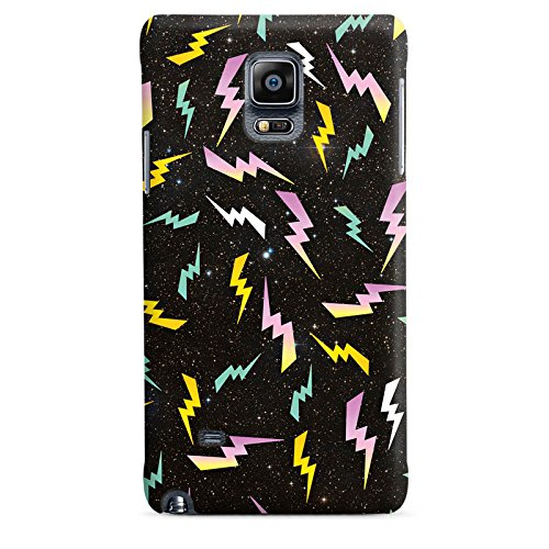 DeinDesign Samsung Galaxy Note 4 Hülle Premium Case Cover Bolt Pattern Muster Pattern -