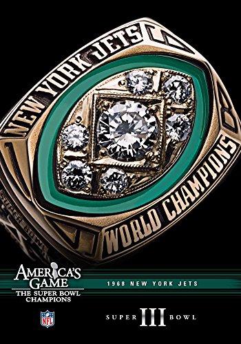 new-york-jets-super-bowl-iii-nfl-americas-game-dvd-region-1-us-import-ntsc