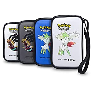 Nintendo DSi – Tasche Pokemon P816  (farbig sortiert)