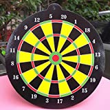 1 Set Safe Magnetic Dart Board With 1 Magnetic Darts Indoor Target Random Gift For Children Kids