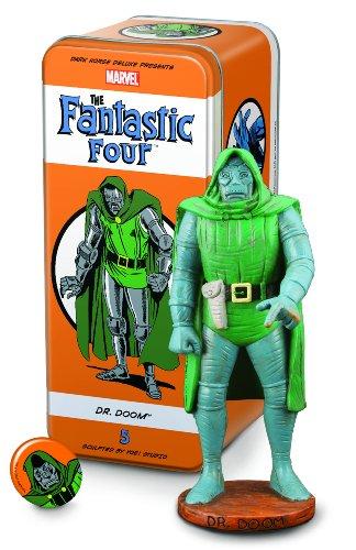 Dark Horse Comics Classic Marvel Characters Fantastic Four Statue Doctor Doom - Dr Doom Statue