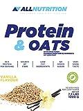 Die besten Haferflocken - ALLNUTRITION Protein&Oats Proteinreich Mahlzeitenersatz Nahrungsergänzung Haferflocken Diät Bodybuilding Bewertungen