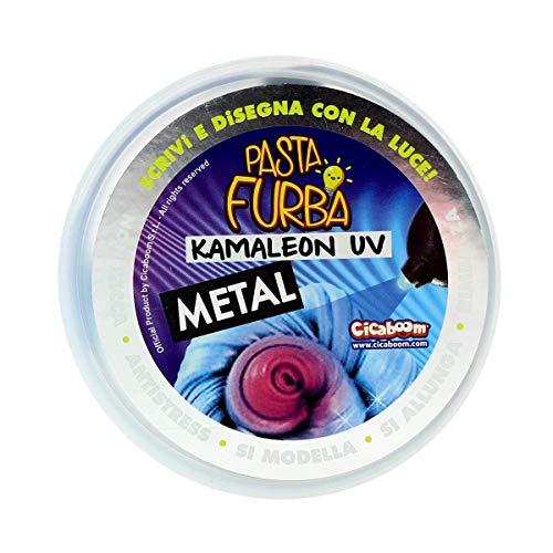 Sbabam Pasta Furba Metal 78114. Camaleón UV. Modelo