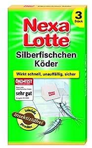Nexa Lotte Silberfischchen-Köder - 3 St.