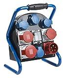 as - Schwabe 60905 Stromverteiler FLEXY 5, Stecker 400V/32A