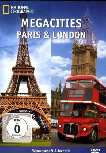 National Geographic Megacities: Paris & London