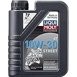 Liqui Moly 2526 Racing 4T 10W-30 - Aceite para motores de motocicletas de 4 tiempos (1 L)