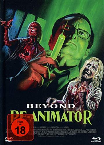 Beyond Re-Animator - limitiertes Mediabook auf 500 Stück (+ DVD) - Cover B [Blu-ray]