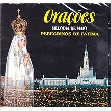 Fatima - Oracoes - Melodia De Maio - Peregrinos de Fatima [CD] 1997